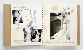 our wedding scrapbook a inspiration for scrapbooking your family vacation