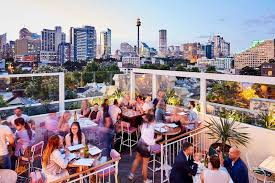 Top Rooftop Bars Singapore 30 Best Sydney Rooftop Bars Eat Drink Play