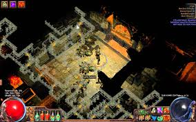Poe Maps Path Of Exile Map Bosses Crypt Lvl 66 Youtube