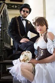 mariage steunk steunk groom and mariage steunk doucefleur design