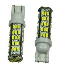 amazon led auto lights amazon com cutequeen led car lights bulb white t15 1206 68 smd 906