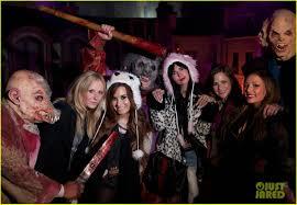 chad michael murray halloween horror night photo 2589433 chad