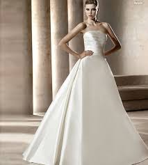 Satin Wedding Dresses Wedding Dresses Bridal Gowns For Sale Buy Quality Wedding