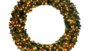 led wreaths outdoor s large lighted wreaths