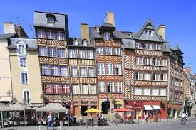 bureau d 騁ude rennes heritage architecture and history of rennes rennes tourist office