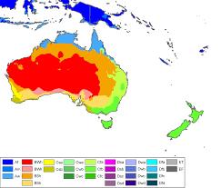 What Is A Climate Map Köppen Climate Classification