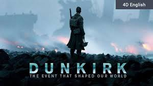 dunkirk 2017 film 4d english movie reviews ratings trailer
