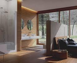 ouverte sur chambre g nial de salle bain ouverte dans chambre une sur la pour ou contre