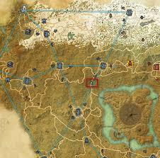 bal foyen treasure map eso cyrodiil daggerfall skyshards guide dulfy