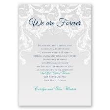 exles of wedding program wording 25th wedding vow renewal ideas finding wedding ideas
