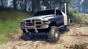 prerunner dodge truck dodge for spintires download for free