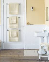 Bathroom Wall Cabinet With Towel Bar Best 25 Bathroom Towel Bars Ideas Only On Pinterest Hanging
