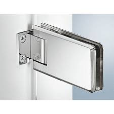 Shower Door Hinge Hafele 981 53 192 Shower Door Hinge Hardwareshowroom