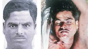 kalburgi murder case body found with bullet injuries resembles