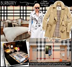 Burberry Home Decor Burberry Blog Oxente Menina