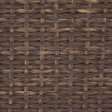 Brown Wicker Patio Furniture Outdoor Wicker Patio Furniture Sofa 3 Seater Luxury Comfort Brown