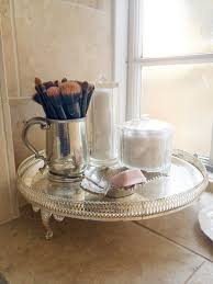 How To Organize A Vanity Table How To Organize Your Makeup Popsugar Beauty