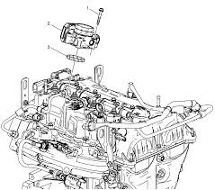 repair instructions off vehicle throttle body assembly removal