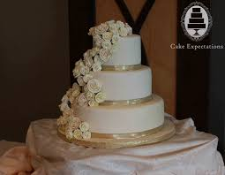 wedding cake gold cake expectations www cakeexpectations ca archive white