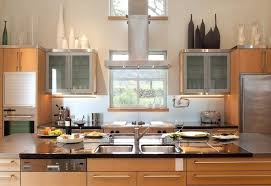 how to decorate top of kitchen cabinets decorate top of kitchen cabinets photos modern decorating above
