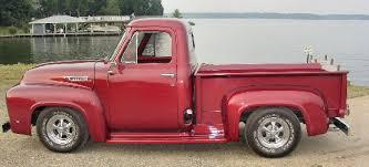 ford 1954 truck ford streetrod truck