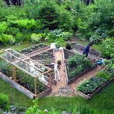 Potager Garden Layout Potager Garden Layout Potager Vegetable Garden Layout