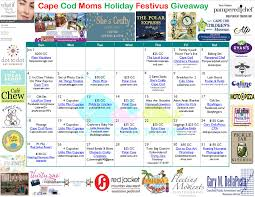 2016 cape cod moms holiday festivus giveaway