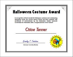 Halloween Costume Contest Ribbons Halloween Articles Halloween Awards