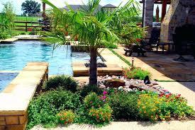 Landscaping Around Pool Subtropical Pool Landscaping Tropical Landscape Ideas Around Pool