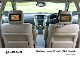 lexus rx for sale sydney the lexus rx 400h lexus uk media site