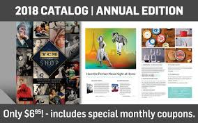turner classic movies our 2018 annual print catalog is here milled