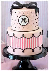 Birthday Cakes For Girls Southern Blue Celebrations Paris Cake Ideas