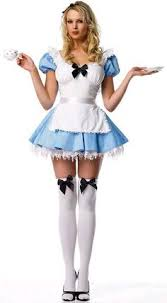 Easter Bunny Halloween Costume Wd Lingerie Fancy Dress Tea Party Bunny Costume Hostess Bunny