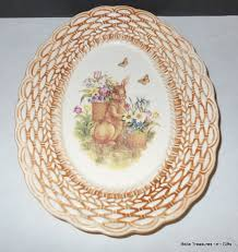 cracker barrel easter dishes cracker barrel easter treasures egg shaped dish what s it worth
