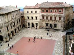 Montepulciano Italy Map by Piazza Grande In Montepulciano Tuscany Italy U2013 Visititaly Info