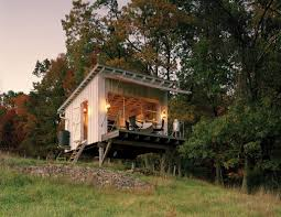tiny houses country shack in the southern slope of south fork