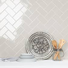 daltile finesse cool grey 3 in x 6 in ceramic wall tile 12 50