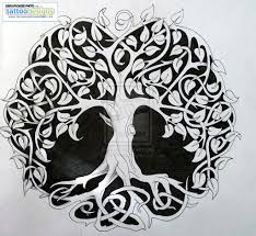 celtic tree of designs ideas pictures