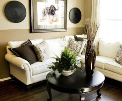 modern home decors furniture small african living room with l shaped white