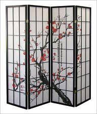 Room Divider Screens by Screens U0026 Room Dividers Ebay
