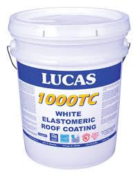 1000tc elastomeric roof coating