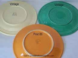 comparison plates platters trays post 86 reference guide