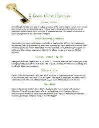 Keys To A Good Resume Career Perfect Resume Example Executive Or Ceo Careerperfectcom