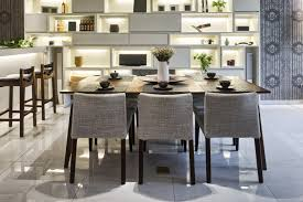 modernize your dining area with 2017 modern trends modern dining