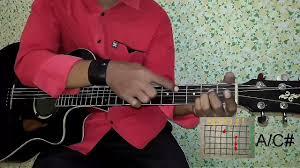 tutorial gitar lagu virgoun bukti virgoun bukti cover lirik lagu kunci gitar tutorial gitar oleh