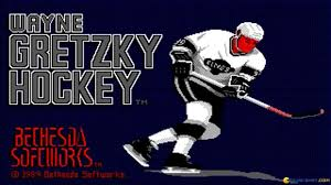 Backyard Hockey Download Wayne Gretzky Hockey Gameplay Pc Game 1988 Youtube