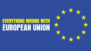 The European Flag Everything Wrong With The European Union Youtube