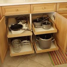 extraordinary kitchen cabinet slide out trays with partial overlay