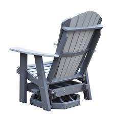 Chair Furniture Amish Outdoor Rocking Outdoor Poly Furniture Amish Made In Ohio