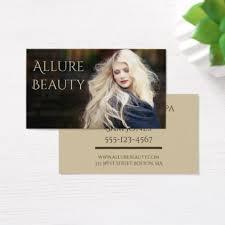 hair u0026 beauty salon business card template stylist business